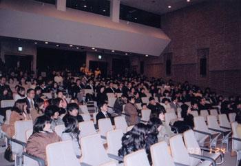 平成14年度-社会貢献活動結果報告